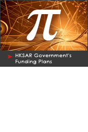 HKSAR Government's Funding Plans